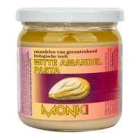 Almond butter organic 330 g   MONKI