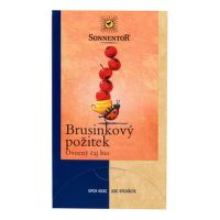 Cranberry pleasure herbal tea organic 50,4 g   SONNENTOR