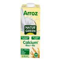 Rice drink with calcium organic 1 l   NATURGREEN