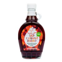 Cranberry Syrup organic 250 ml   COUNTRY LIFE