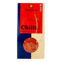 Chili ground organic 40 g   SONNENTOR