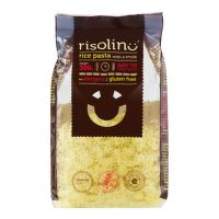 Gluten-Free Rice Soup Pasta with a Smile 300 g   RISOLINO