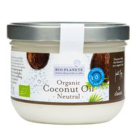 Deodorized Coconut Oil organic 400 ml   BIO PLANETE