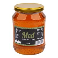 Meadow blossom honey 900 g   ČÍHALA