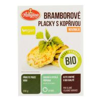 Potato pancake with nettle organic 250 g   AMYLON