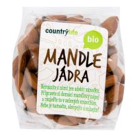 Almonds organic 100 g   COUNTRY LIFE