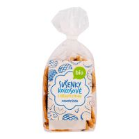 Coconut-lemon biscuits organic 175 g   COUNTRY LIFE