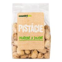 Pistachios roasted and salted 100 g   COUNTRY LIFE
