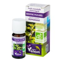 Essential oil Peppermint organic 10 ml   COSBIONAT