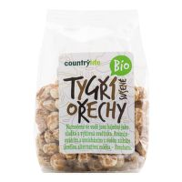 Tyger nuts organic 100 g   COUNTRY LIFE