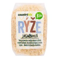 Jasmine rice organic 500 g   COUNTRY LIFE