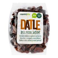 Dates pitted organic 500 g   COUNTRY LIFE