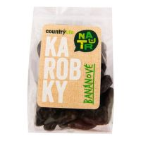 Bananas in carob 100 g   COUNTRY LIFE