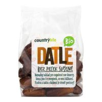 Dates pitted organic 250 g   COUNTRY LIFE