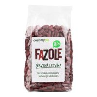 Red kidney beans organic 500 g   COUNTRY LIFE