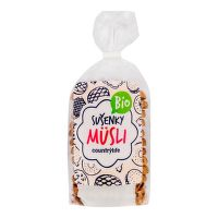 Muesli biscuits organic 250 g   COUNTRY LIFE