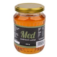 Meadow blossom honey 500 g   ČÍHALA