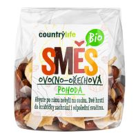 Dried fruit and nut mix COMFORT organic 150 g   COUNTRY LIFE