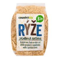 Natural jasmine rice organic 500 g   COUNTRY LIFE