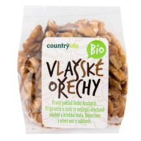 Walnuts organic 100 g   COUNTRY LIFE