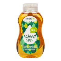 Agave Syrup organic 250 ml   COUNTRY LIFE