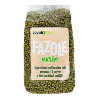 Mung beans 500 g   COUNTRY LIFE