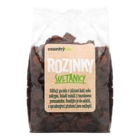 Raisins sultanas 250 g   COUNTRY LIFE