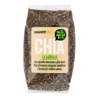 Chia seeds 300 g   COUNTRY LIFE