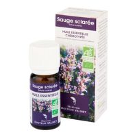 Clary sage essential oil organic 10 ml   COSBIONAT