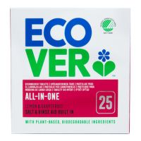 ECOVER Dishwasher tablets - All in one 500g