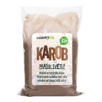Carob powder light organic 500 g   COUNTRY LIFE